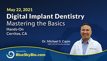 Digital Implant Dentistry -  Mastering the Basic