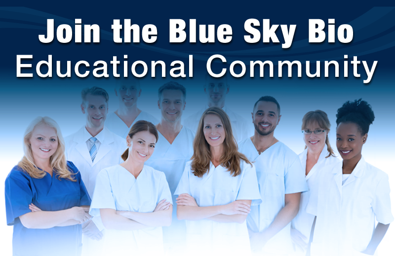 Join the Blue Sky Bio Educational Community