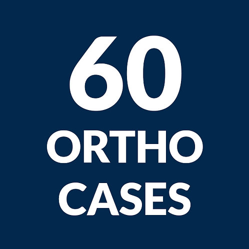 60 Ortho Cases