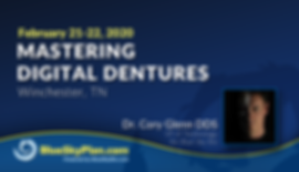 Blue Sky Plan Live Course -  Mastering Digital Dentures