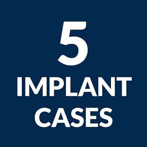 5 Implant Case