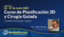 Blue Sky Plan Live Course -  Curso de Planificación 3D y cirugía guiad
