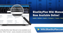 BlueSkyPlan Wiki Manual Now Available Online!