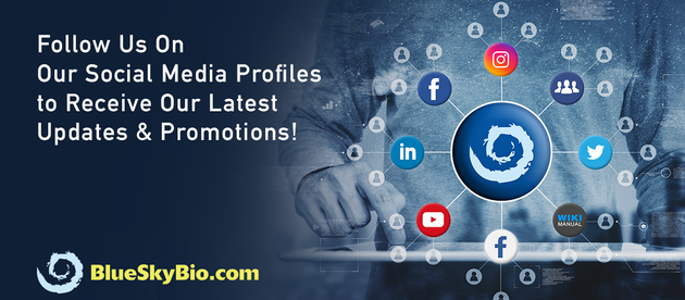 Follow Us On Our Social Media Profiles to Receive Our Latest Updates & Promotions!