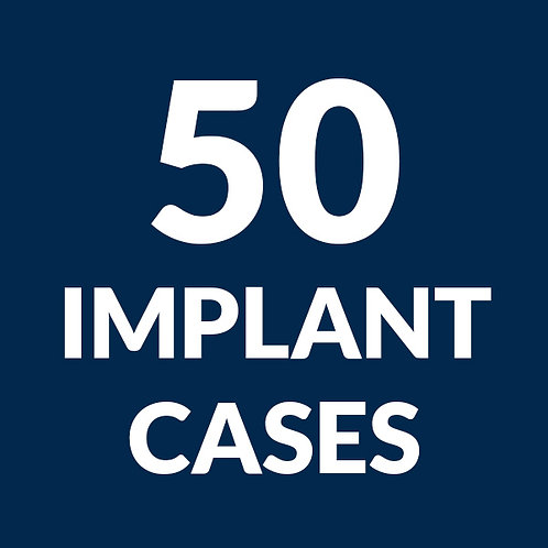 50 Implant Case