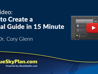 New Video: Learn to Create a Surgical Guide in 15 Minute (Dr. Cory Glenn)
