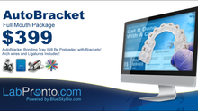 New AutoBracket Package! Revolutionary Digitally Planned AutoBracket System $399