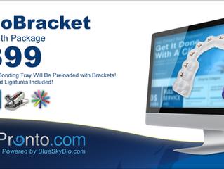 New AutoBracket Package! Revolutionary Digitally Planned AutoBracket System $399