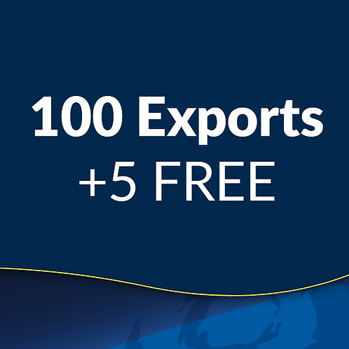 STL Export - 100 Cases + 5 Free