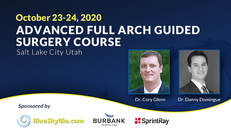Advanced Full Arch Guided Surgery Course