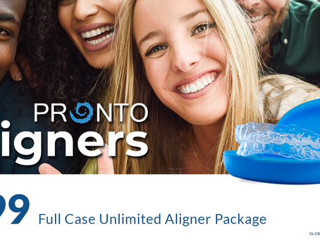 ProntoAligners: High Quality. Low Pricing. Tailored Exactly For Your Needs. Order Now!
