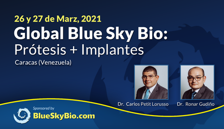 Global Blue Sky Bio: Prótesis + Implantes