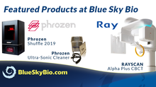 Featured Products at Blue Sky Bio