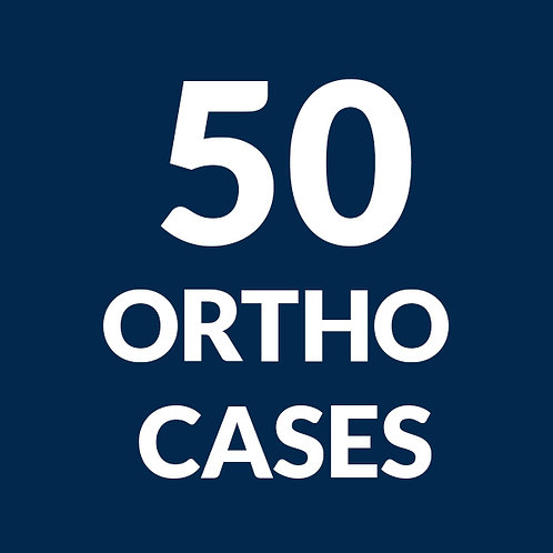 50 Ortho Cases