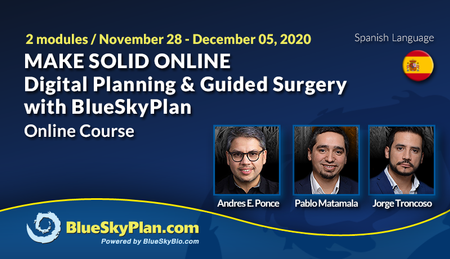 Digital Planning & Guided Surgery with BlueSkyPlan