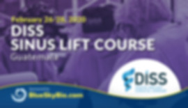 Blue Sky Plan Live Course - Sinus Lift Course (DISS)