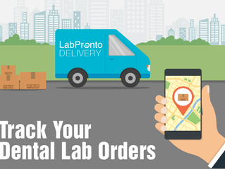 New -Track Your Dental Lab Orders at LabPronto.com