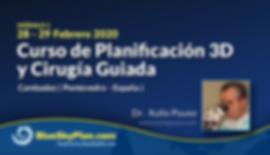Blue Sky Plan Live Course - Curso de Planificación 3D y Cirugía Guiada 2020