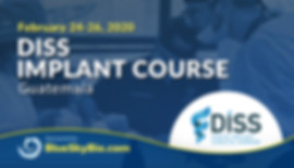 Blue Sky Plan Live Course - Dental Implant Surgical Seminar (DISS)
