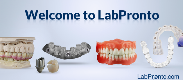 Place An Order on LabPronto.com - 3 Easy Steps!