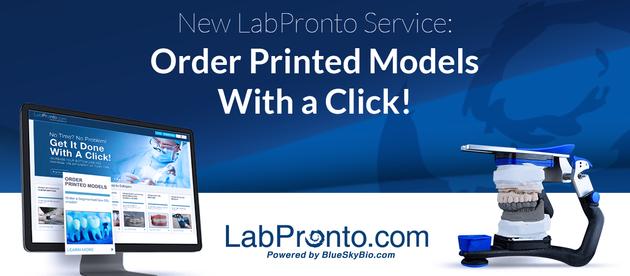 New LabPronto.com Service