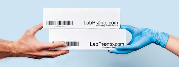 Labpronto.com turnaround time