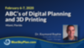 Blue Sky Plan Live Course - ABC's of Digital Planning and 3D Printing