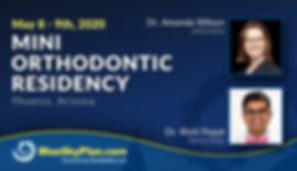Blue Sky Plan Live Course -  MINI ORTHODONTIC RESIDENCY