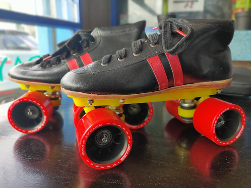 Speed Quad Skates - (S)