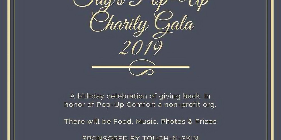 Tay's PopUp Chairty Gala