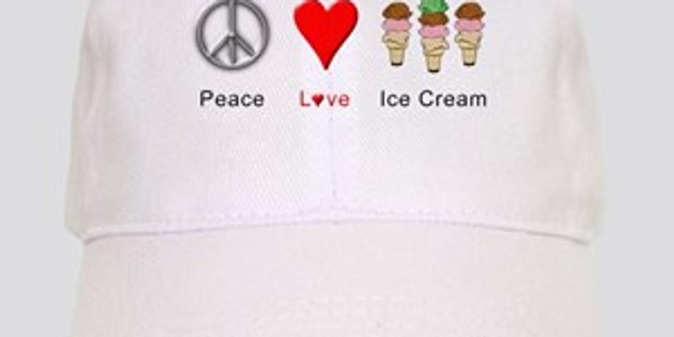 Caps and Ice Cream