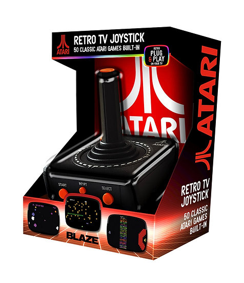 Atari Retro TV Plug and Play Joystick 🕹
