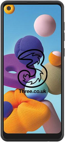 Samsung A21 3 Network Unlock