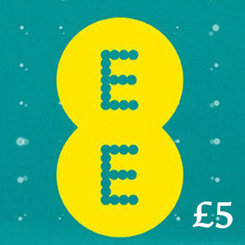 EE £5 TOP-UP