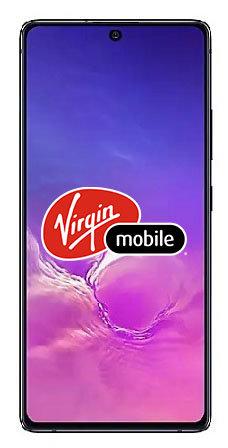 Samsung S10lite Virgin Unlock