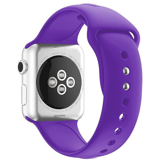 Apple Watch Sport Watch Replacement Strap (Purple)