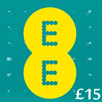 EE £15 TOP-UP