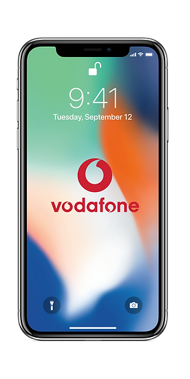 iPhone X Vodafone Network unlock