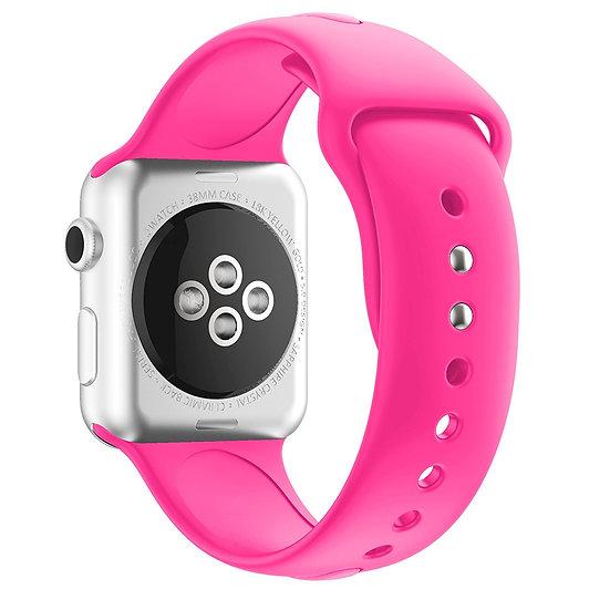 Apple Watch Sport Watch Replacement Strap (Pink)
