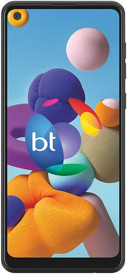 Samsung A21 bt Unlock
