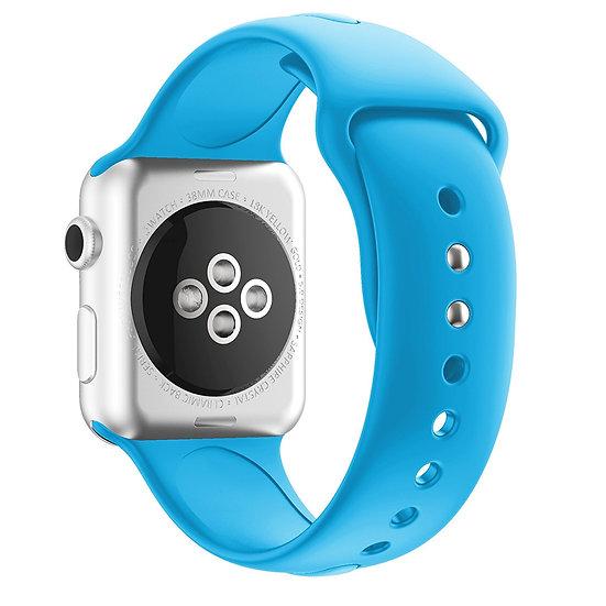 Apple Watch Sport Watch Replacement Strap (Blue)