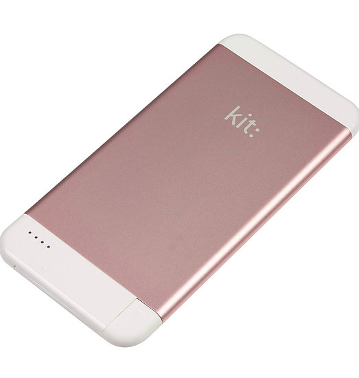 Kit Executive Power Bank Ultra Slim Battery Power Bank Rose 🥀 Gold