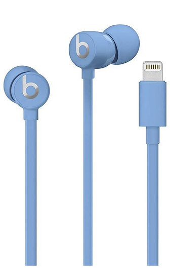urBeats3 Wired Earphones With Lightning Connector - Tangle Free Cable, Magnetic