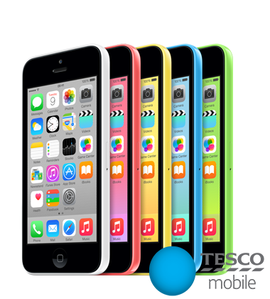 iPhone 5C Tesco Mobile Unlock