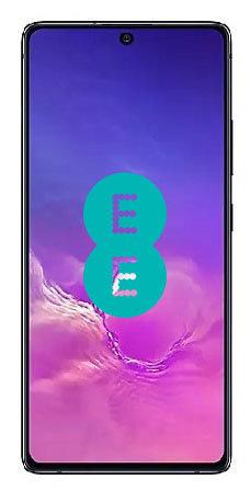 Samsung S10lite EE Unlock