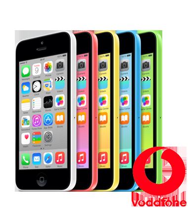 iPhone 5C Vodafone Unlock