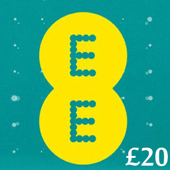EE £20 TOP-UP