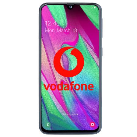 Samsung A40 Vodafone Unlock