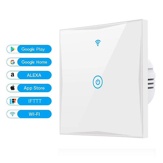 Light Switch, WiFi in-Wall Switch