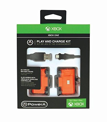 Officially Licensed Xbox One Play and Charge Kit